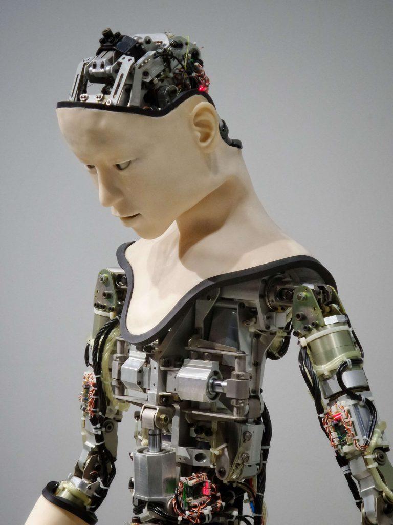 AI人型ロボット