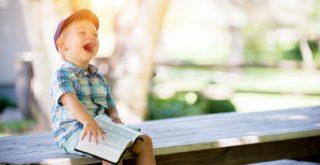 子供の笑い