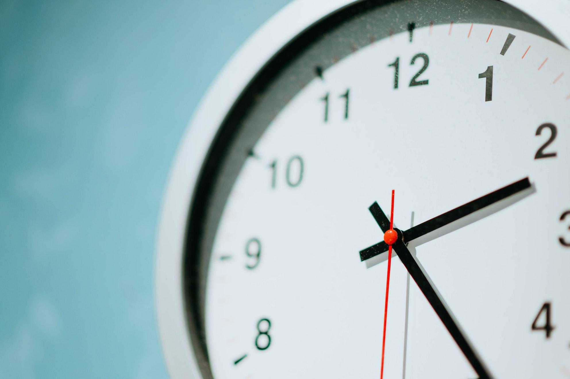 Better sleep through scheduling