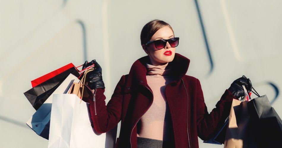 An avid shopper