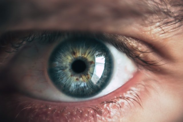 eyes and mental wellbeing